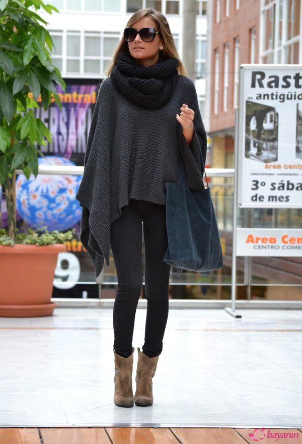 how to wear a black cape