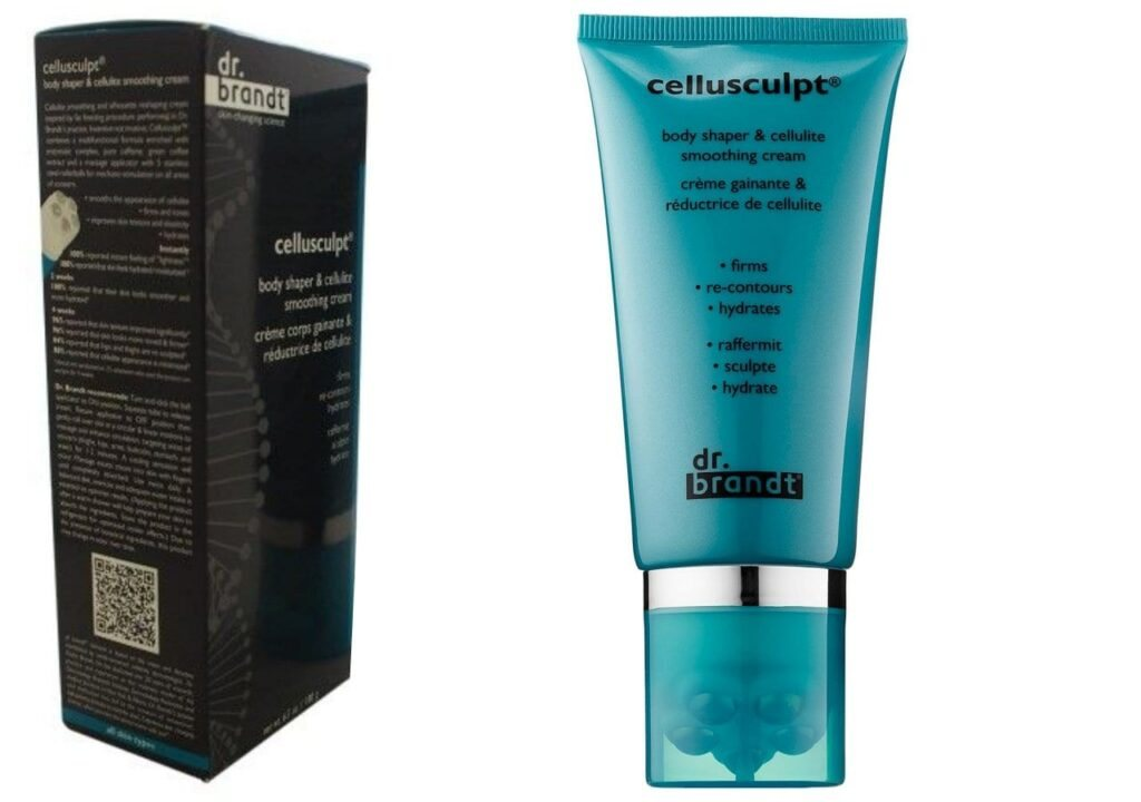 Dr. Brandt Skincare Cellusculpt Body Shaper & Cellulite Smoothing Cream Selülit Kremi