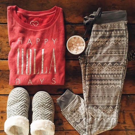 Evde Rahat Giyim için Kombinler 4