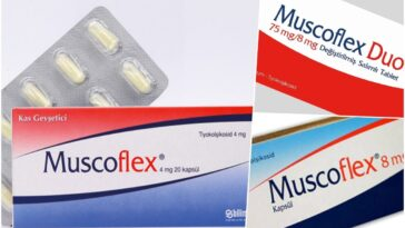 Muscoflex Duo Tablet